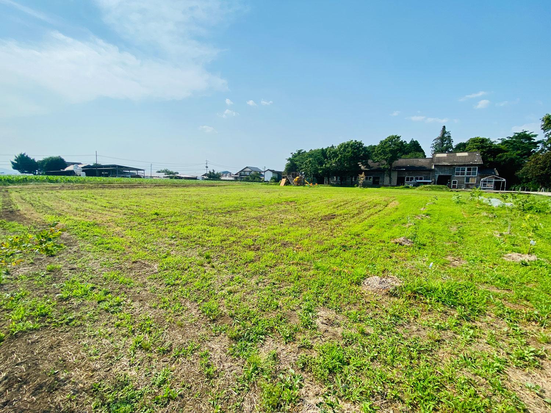 LATOBASE畑